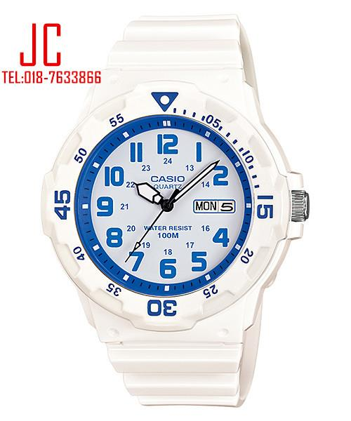 CASIO ANALOG WATCH MRW-200HC-7B2V