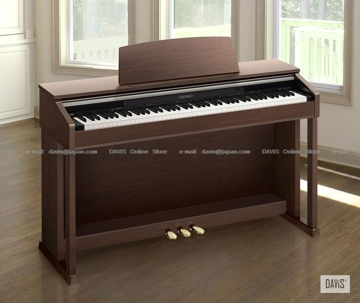CASIO AP-420BN Brown Celviano Digital Piano Free delivery in Klang Val