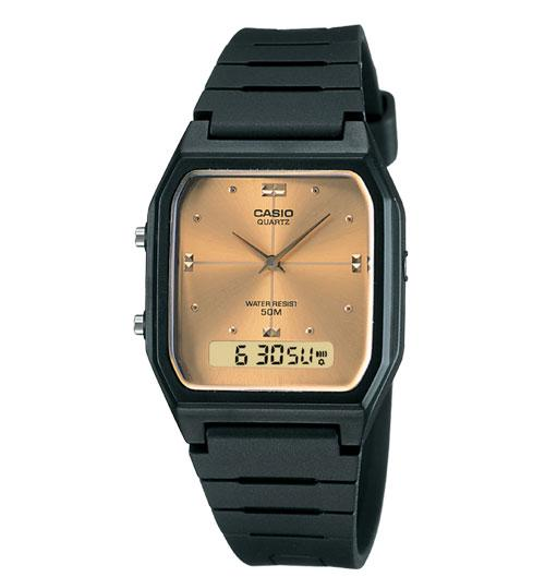 CASIO AW-48HE-9A ANALOG DIGITAL WATCH