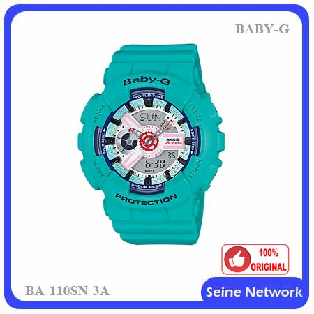 CASIO BABY-G BA-110SN-3A WATCH【ORIGINAL】