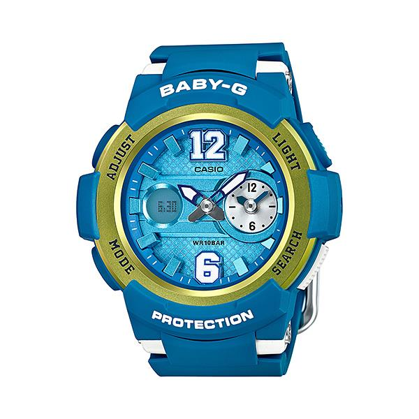 Casio Baby- G BGA-210-2B LED Neobrite Resin Watch With Warranty