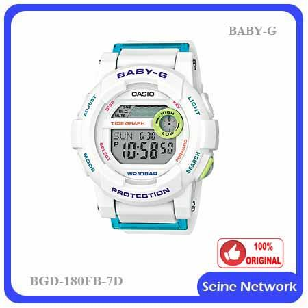 CASIO BABY-G BGD-180FB-7D WATCH【ORIGINAL】