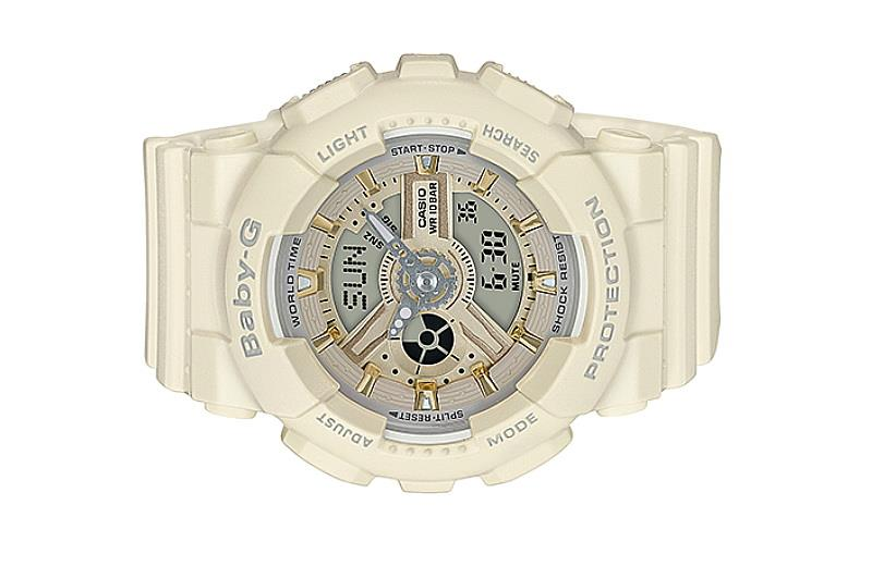 Casio BABY-G Subdued Matte Color BA-110GA-7A2DR