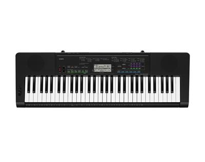 Casio CTK 3400 SK High Grade 61 key Keyboard 200 tones touch sensitive