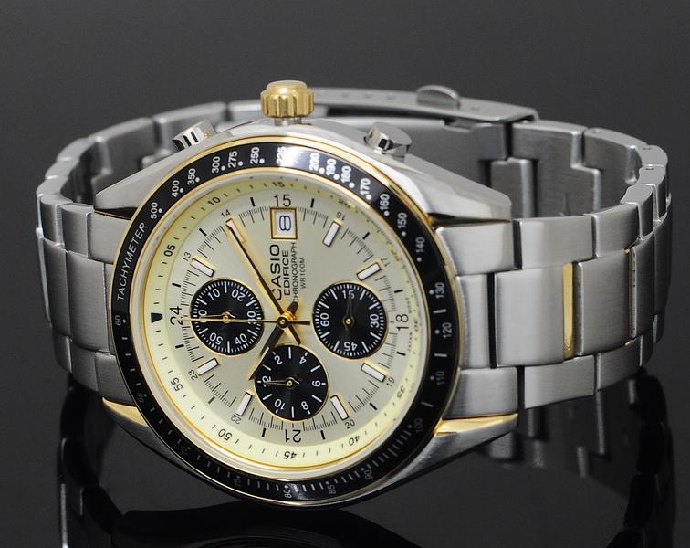 Casio Edifice Chronograph Watch EF-503SG-9AVDR