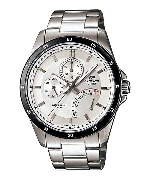 CASIO EDIFICE EF-341D-7A MULTI-HAND WATCH
