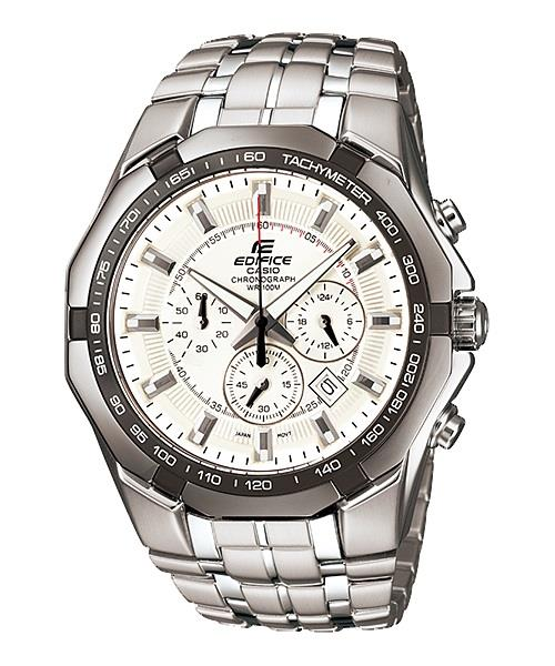 CASIO EDIFICE EF-540D-7A CHRONOGRAPH WATCH