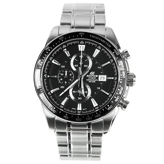 CASIO EDIFICE EF-547D-1A1 EF-547D EF-547D-1A1V MENS WATCH
