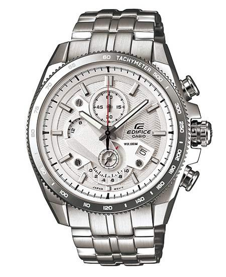 Casio Edifice EFR-513D-7A ORIGINAL Chronograph Retrograde Date Display..