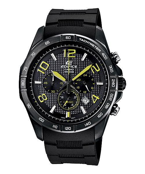 CASIO EDIFICE EFR-516PB-1A3V CHRONOGRAPH WATCH ☑ORIGINAL☑