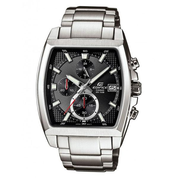 Casio Edifice EFR-524D-1AV Stainless Steel Solid  Band Watch