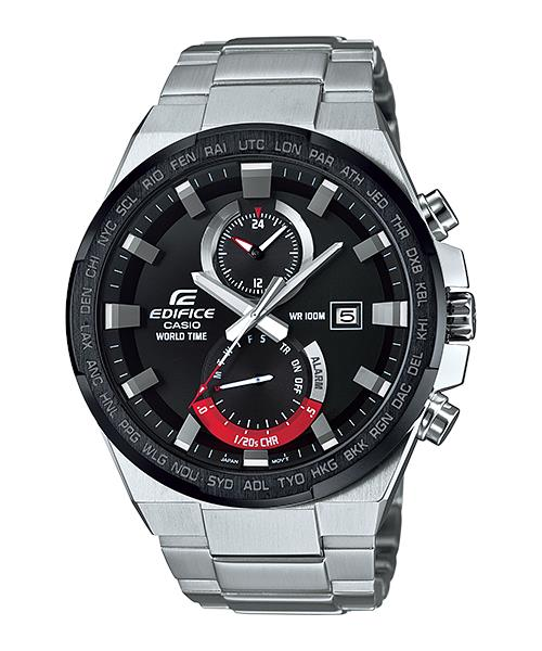 CASIO EDIFICE EFR-542DB-1A Chronograph Black Ion Plated Bezel