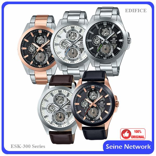 CASIO EDIFICE ESK-300D-7A WATCH【ORIGINAL】