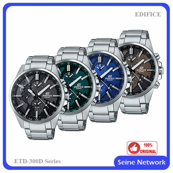 CASIO EDIFICE ETD-300D-2A WATCH【ORIGINAL】