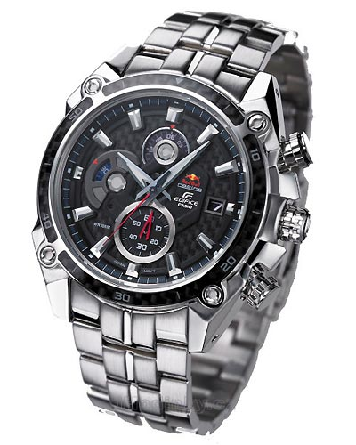 casio edifice limited edition red bull racing watch efe. Black Bedroom Furniture Sets. Home Design Ideas