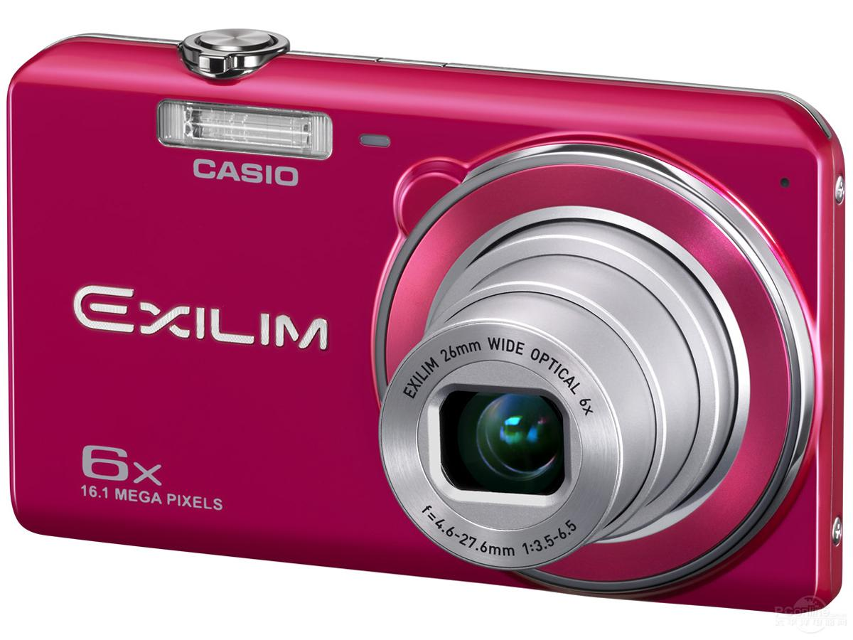New Casio Exilim EX-ZS20 RD Digital Camera 16MP 6xOpt Zoom/HD Movie + ..