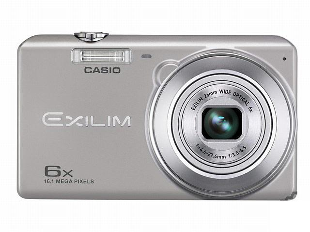 New Casio Exilim EX-ZS20 SR Digital Camera 16MP 6xOpt Zoom/HD Movie + ..