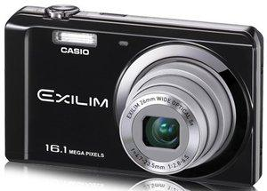 Casio Exilim EX-ZS6 / EX-Z28 BK Digital Camera 16MP 5xOpt Zoom+Gift