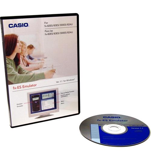 Casio FX-ES Emulator Software ( FX-85ES / FX-350ES )