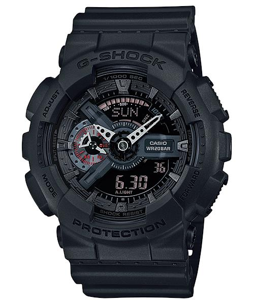 Casio G-Shock Analog-Digital GA-110MB-1ADR Watch (New & 100% Genuine)