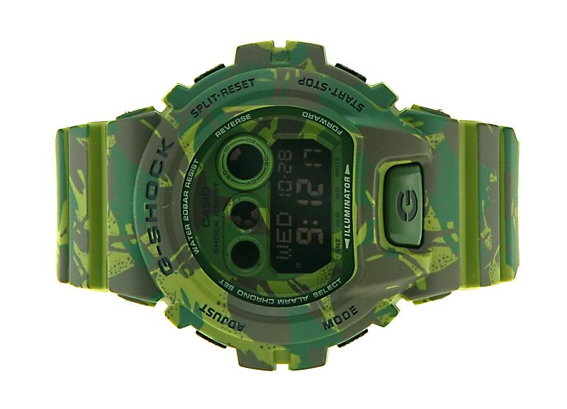 Casio G-SHOCK Camouflage Series GD-X6900MC-3DR