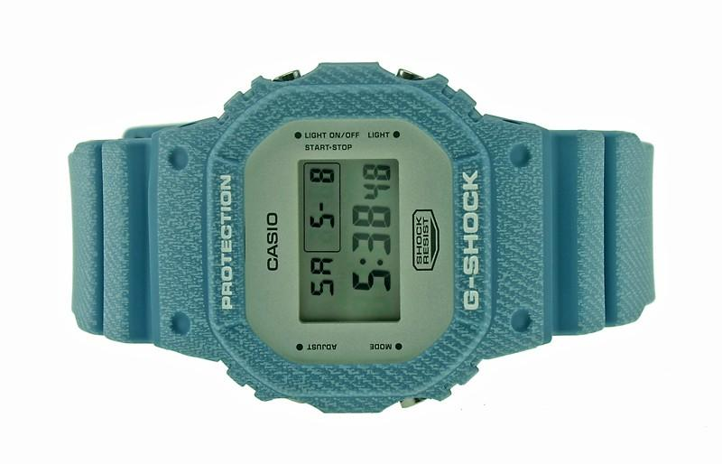 Casio G-SHOCK Denim Design DW-5600DC-2