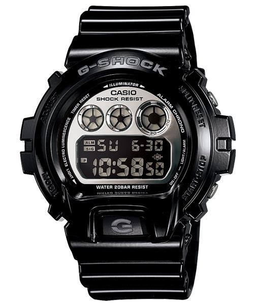 CASIO G-SHOCK DW-6900NB-1 WATCH