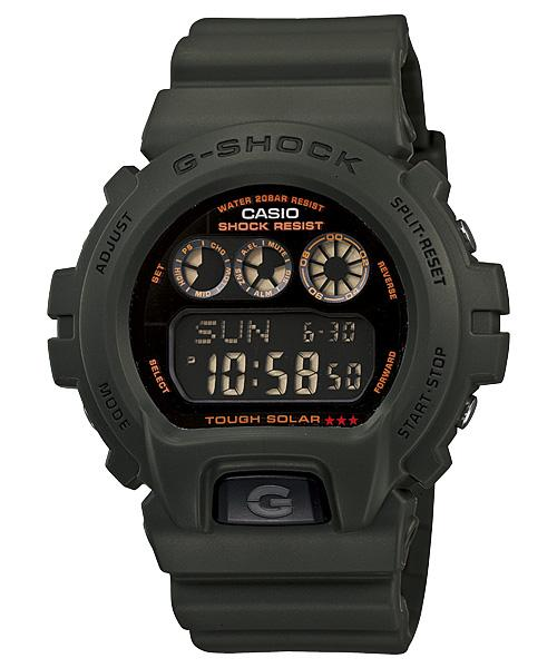 CASIO G-SHOCK G-6900KG-3 TOUGH SOLAR WATCH ☑ORIGINAL☑