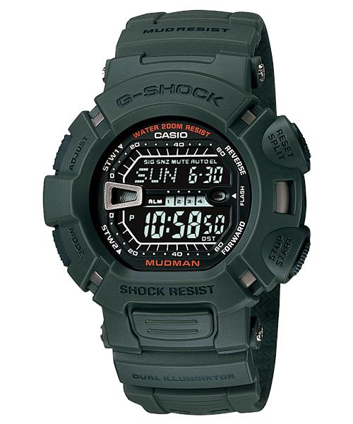 CASIO G-SHOCK G-9000-3V MUDMAN ☑ORIGINAL☑