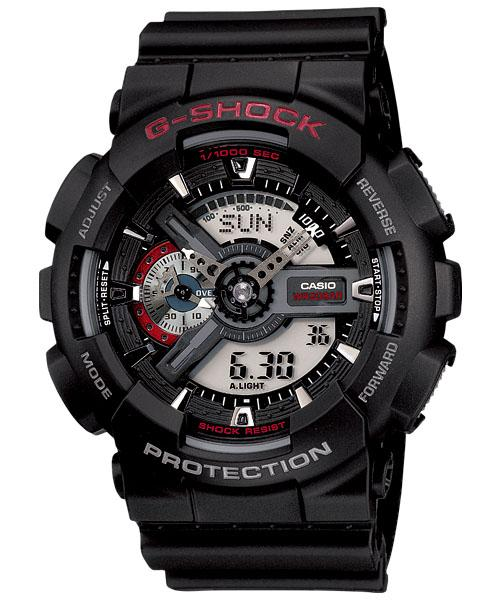 CASIO G-SHOCK GA-110-1A WATCH ☑ORIGINAL☑