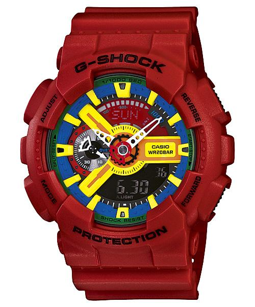 CASIO G-SHOCK GA-110FC-1 WATCH ☑ORIGINAL☑