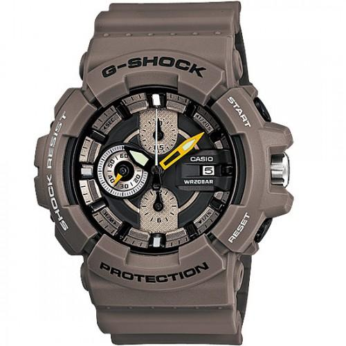CASIO G-SHOCK GAC-100-8A ROBUST FACE DESIGN