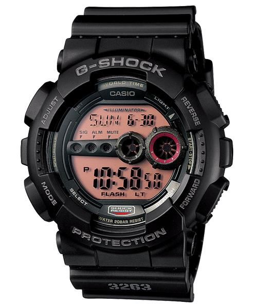 CASIO G-SHOCK GD-100MS-1 WATCH ☑ORIGINAL☑
