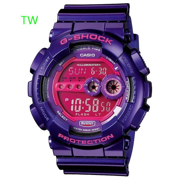 CASIO G-SHOCK GD-100SC-6 ORIGINAL