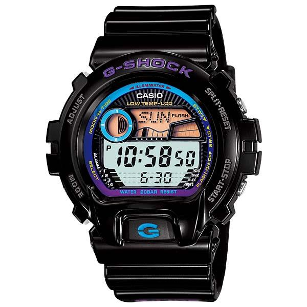 Casio G-Shock GLX-6900-1DR EL Flash Alert Resin Watch With Warranty