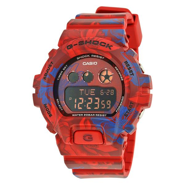 Casio G- Shock GMDS-6900F-4D LED Auto Light Resin Watch With Warranty