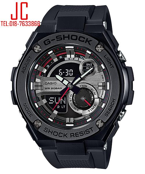 CASIO G-SHOCK GST-210B-1A ☑ORIGINAL☑