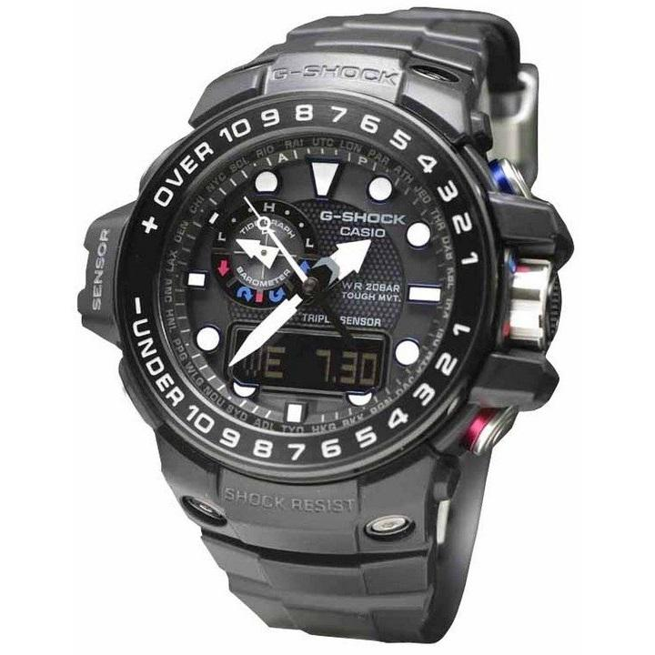 Casio G-Shock Gulfmaster GWN-1000B-1ADR (Brand new & 100% Genuine)