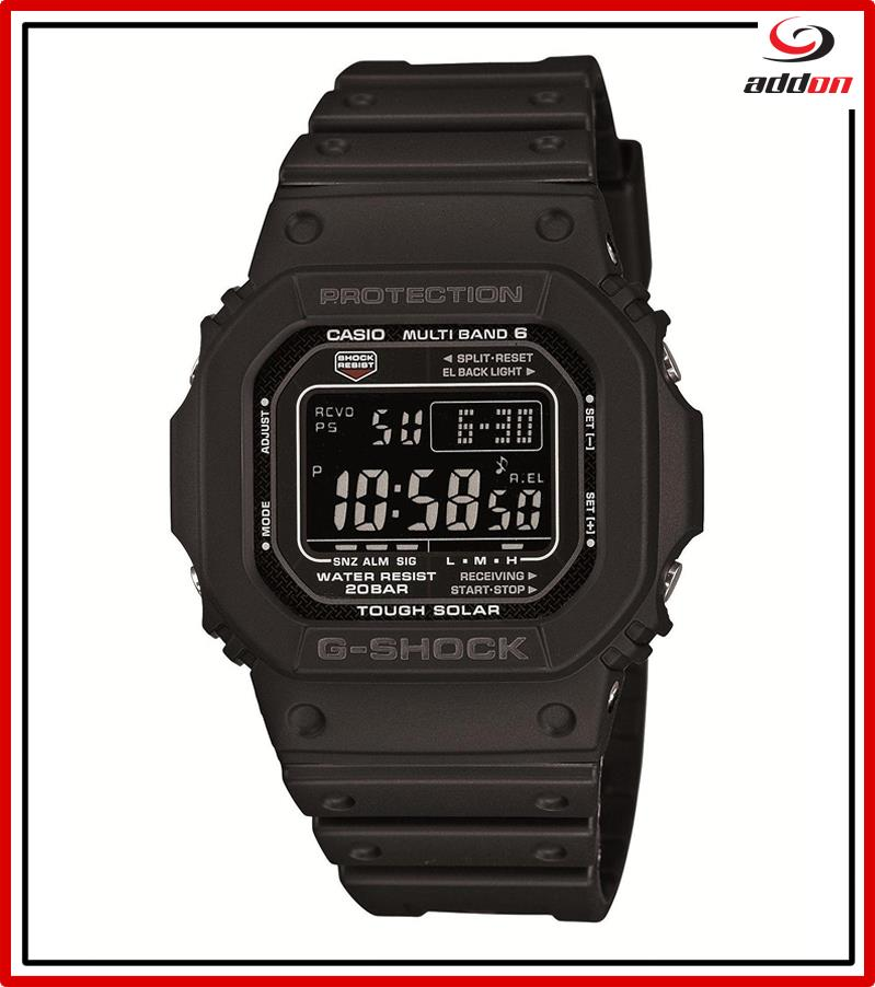 Casio G-Shock GW-M5610-1BJF (GWM56101BJF) import from Japan Original