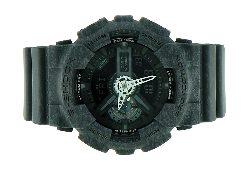 Casio G-SHOCK Heathered Color Series GA-110HT-1ADRF