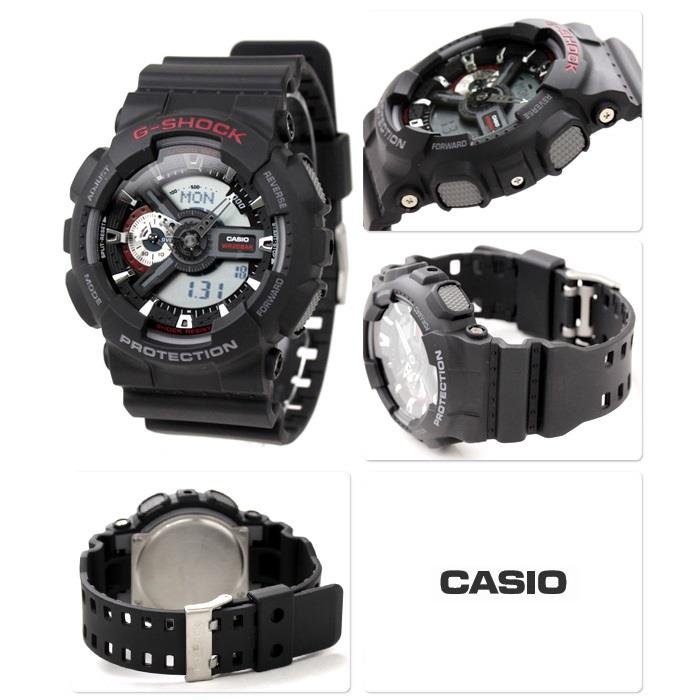 Casio G-Shock Limited Model GA-110-1A Watch (Brand new & 100% Genuine)
