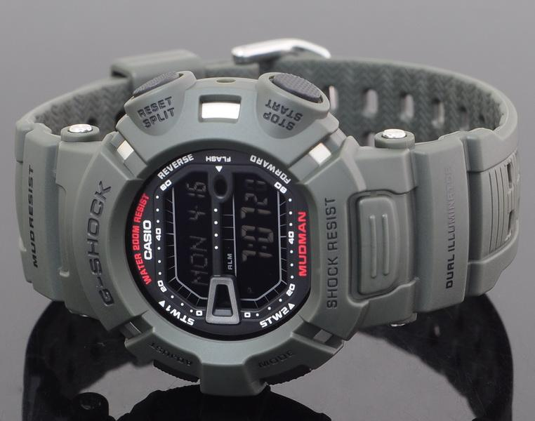 curateuome - g ... G Shock Mudman G9000