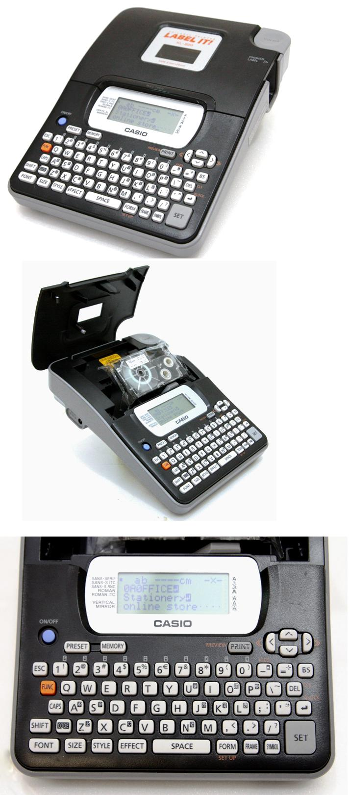 Casio Label Printer KL-820