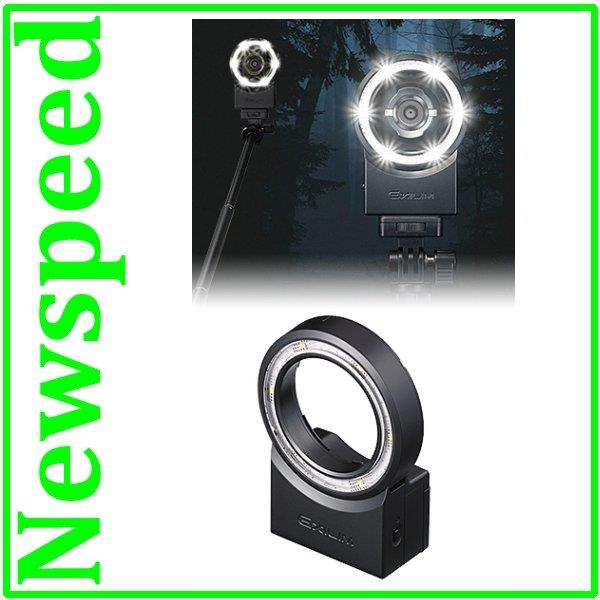 New Casio LED Ring Light Attachment EAM7 for FR100 EAM-7