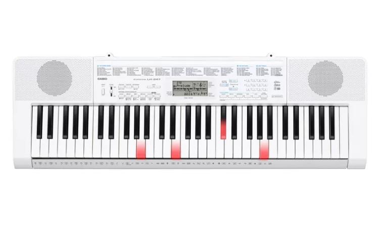 Casio LK-247 61 keys lighting Keyboard