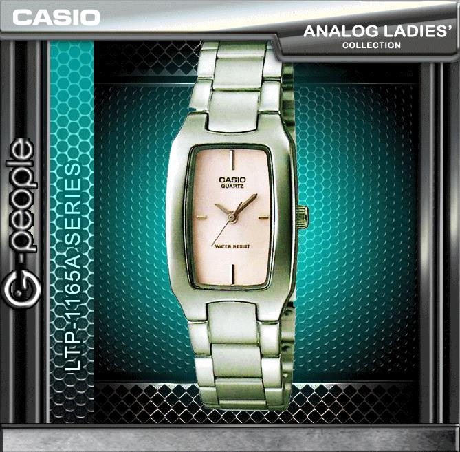 CASIO LTP-1165A-4C  WATCH ☑ORIGINAL☑