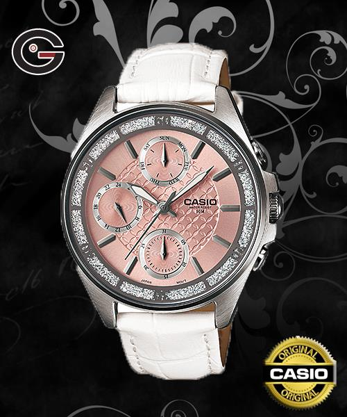 CASIO LTP-2086L-7A MULTI-HAND WATCH ☑ORIGINAL☑