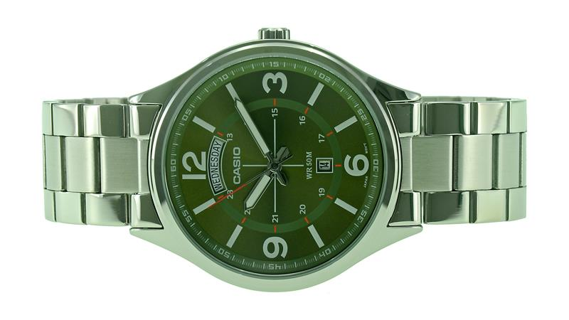 Casio Men Day, Date Watch MTP-E129D-3AVDF