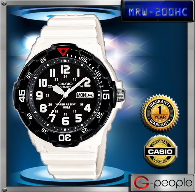 CASIO MRW-200HC-7BV 100M WATCH☑ORIGINAL☑