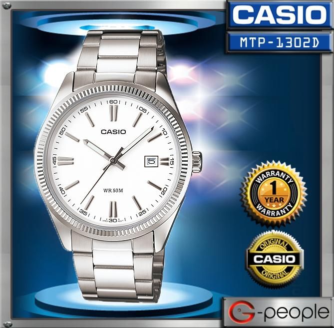 CASIO MTP-1302D-7A1V GENTS WATCH ☑ORIGINAL☑
